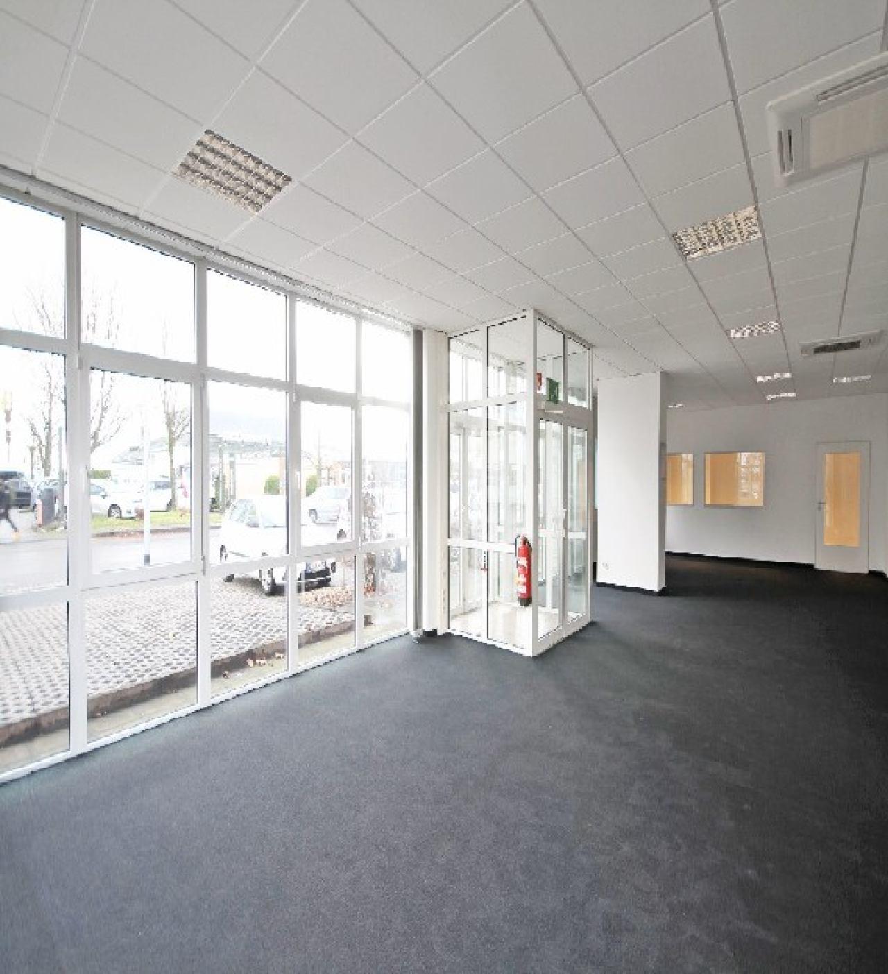 Großraumbüro Blick 4