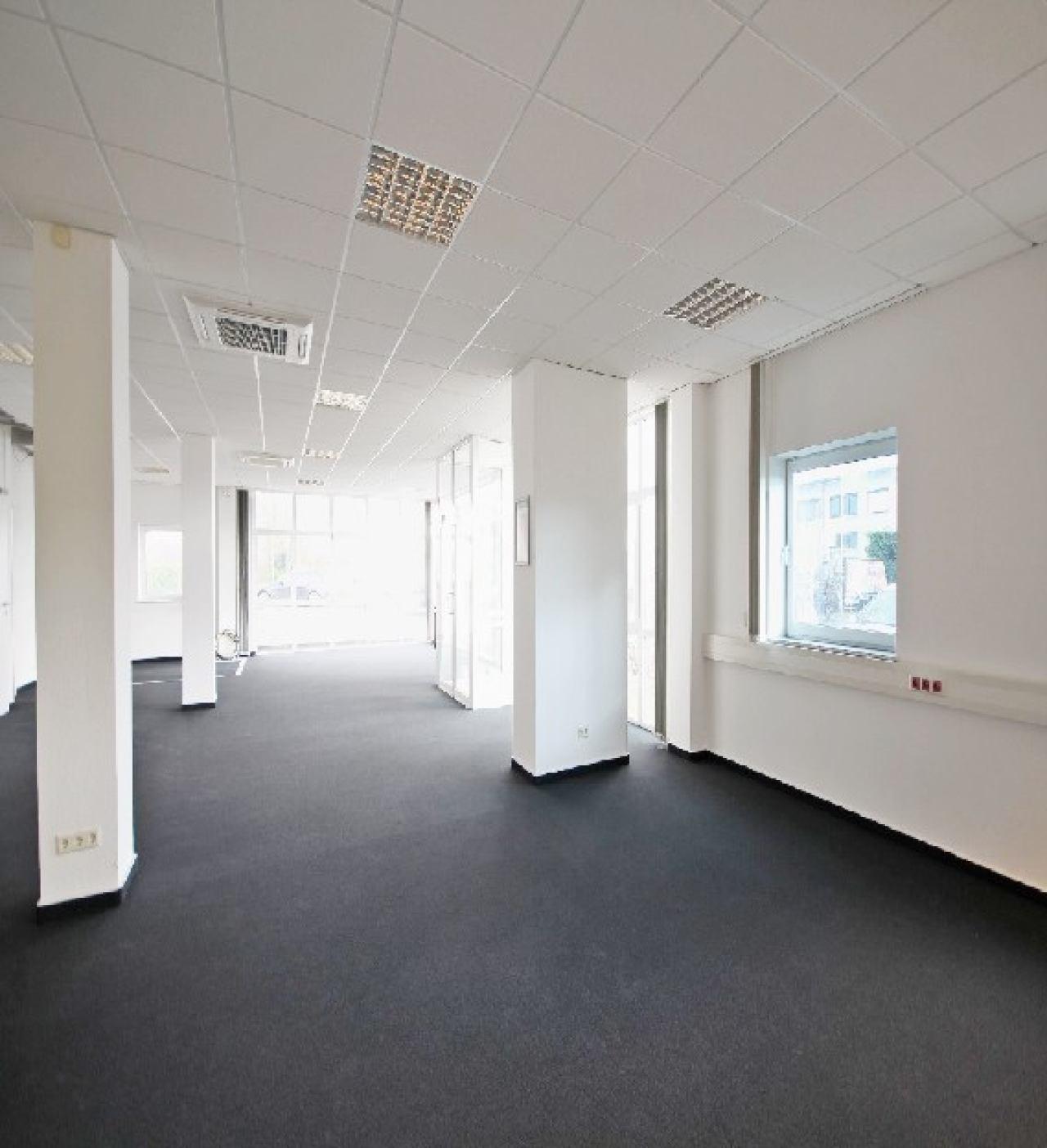 Großraumbüro Blick 7
