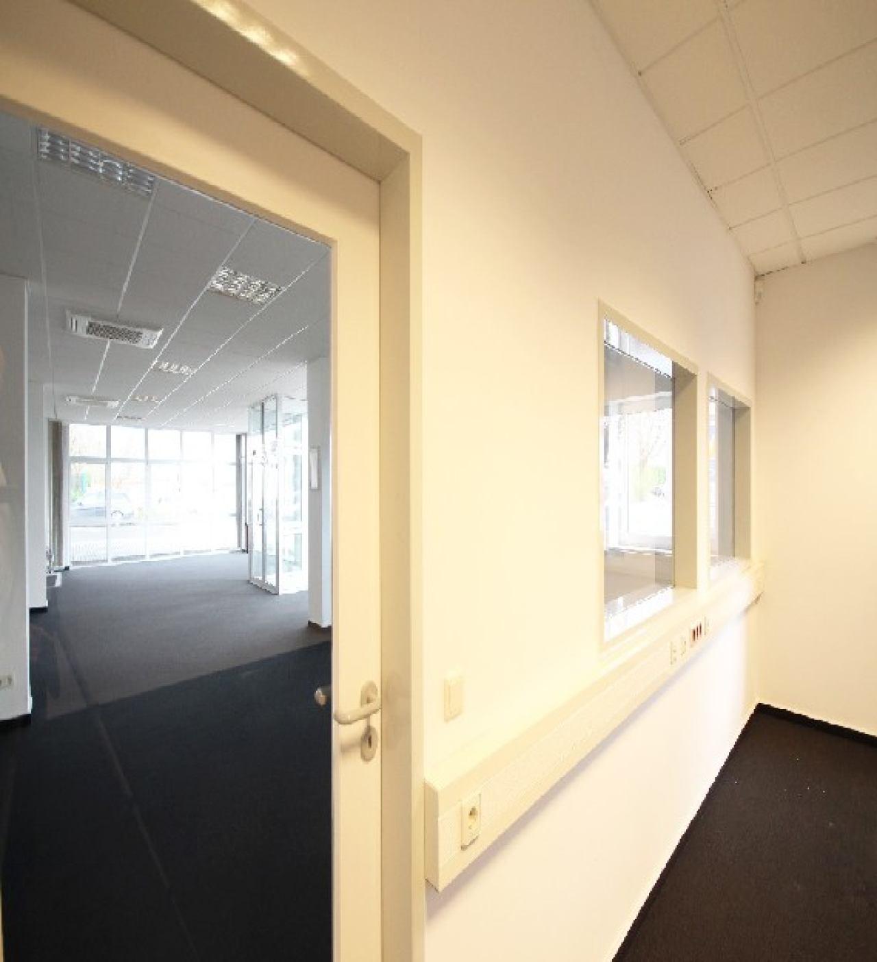 Einzelbüro Blick 1