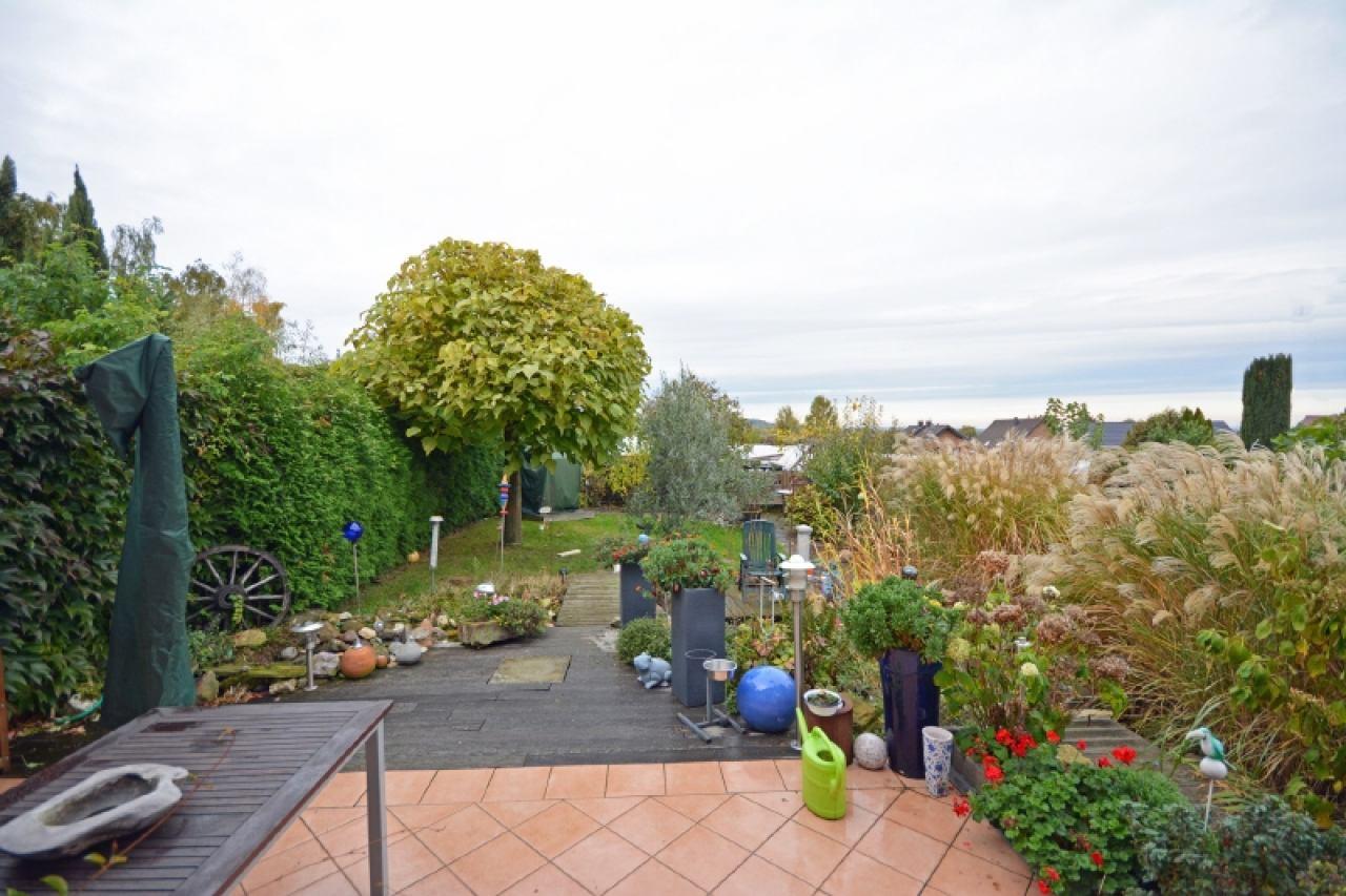 Der Garten mit Fernblick