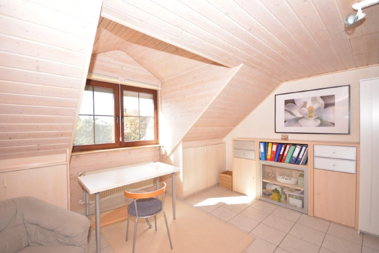 Raum im Dachgeschoss