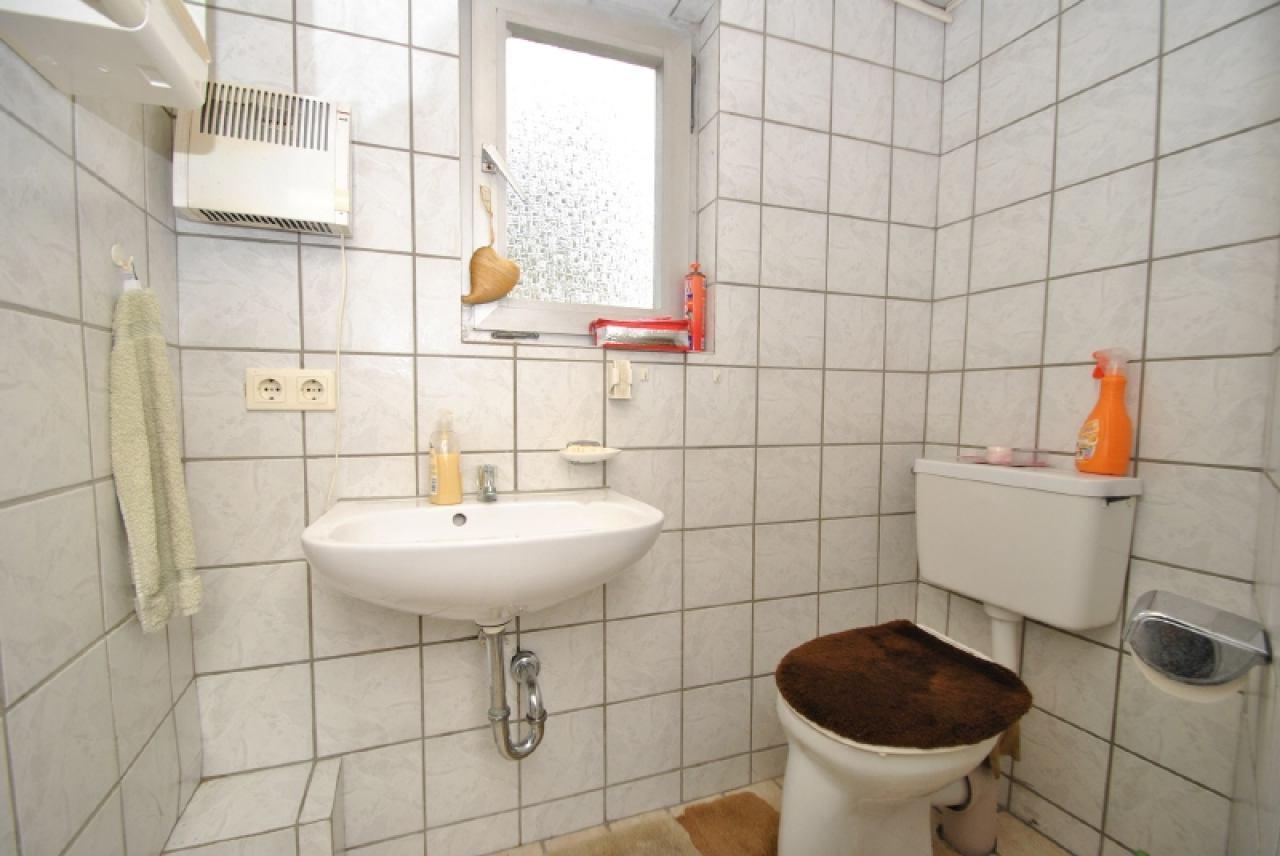 WC-Nebengebäude