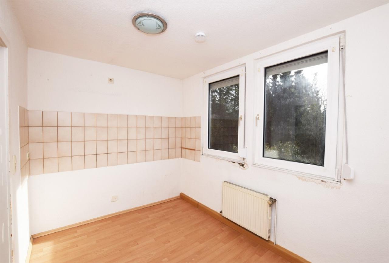 Küche oder Zimmer im DG