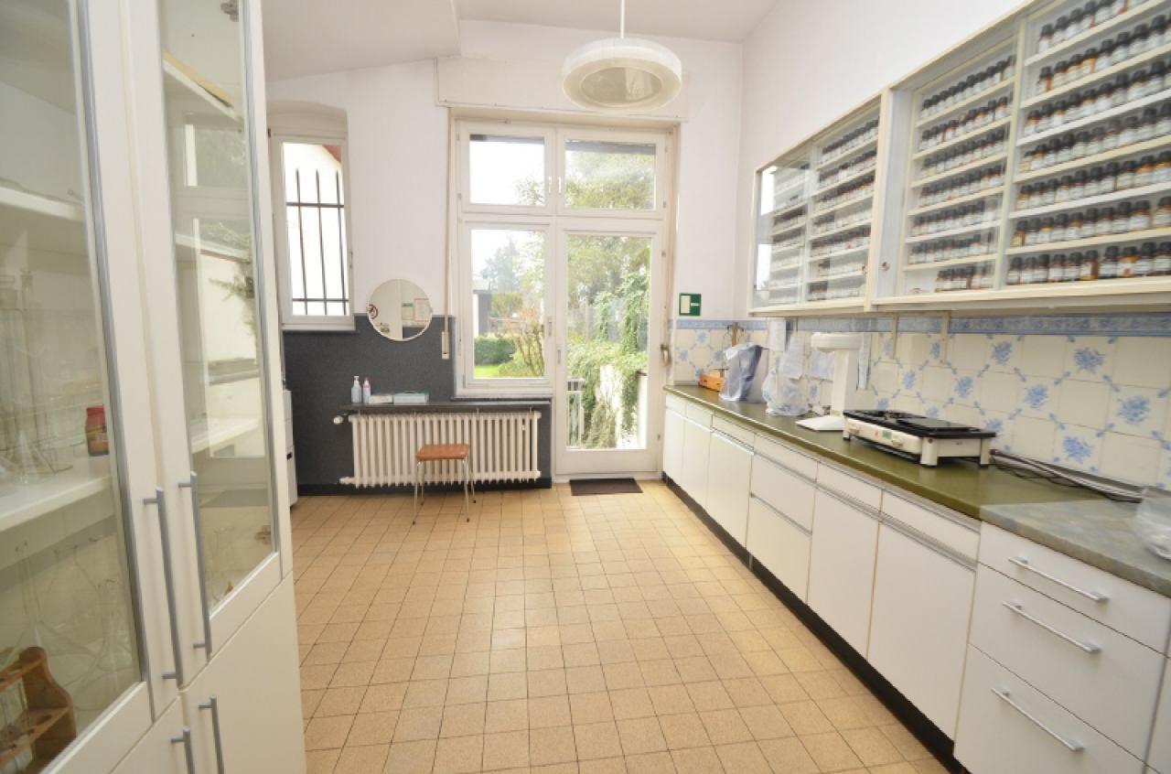 Küche Personalraum