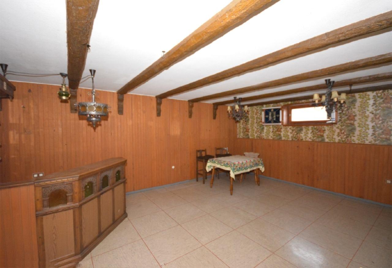 Hobbyraum im Keller