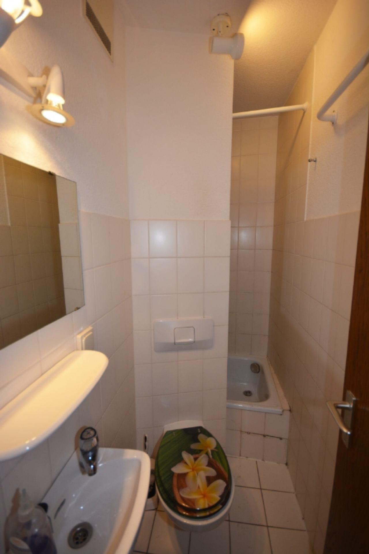 Gäste-WC als Duschbad