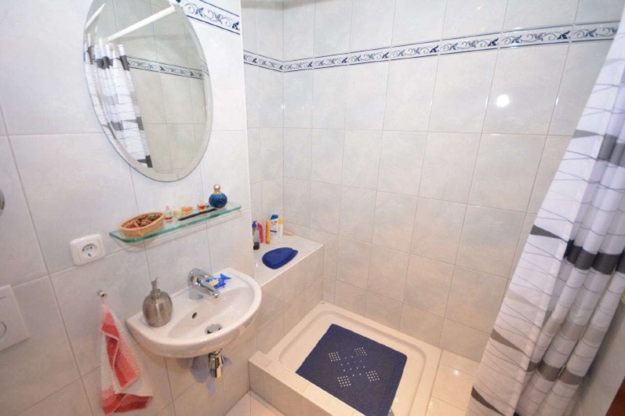 Das Gäste-WC als Duschbad