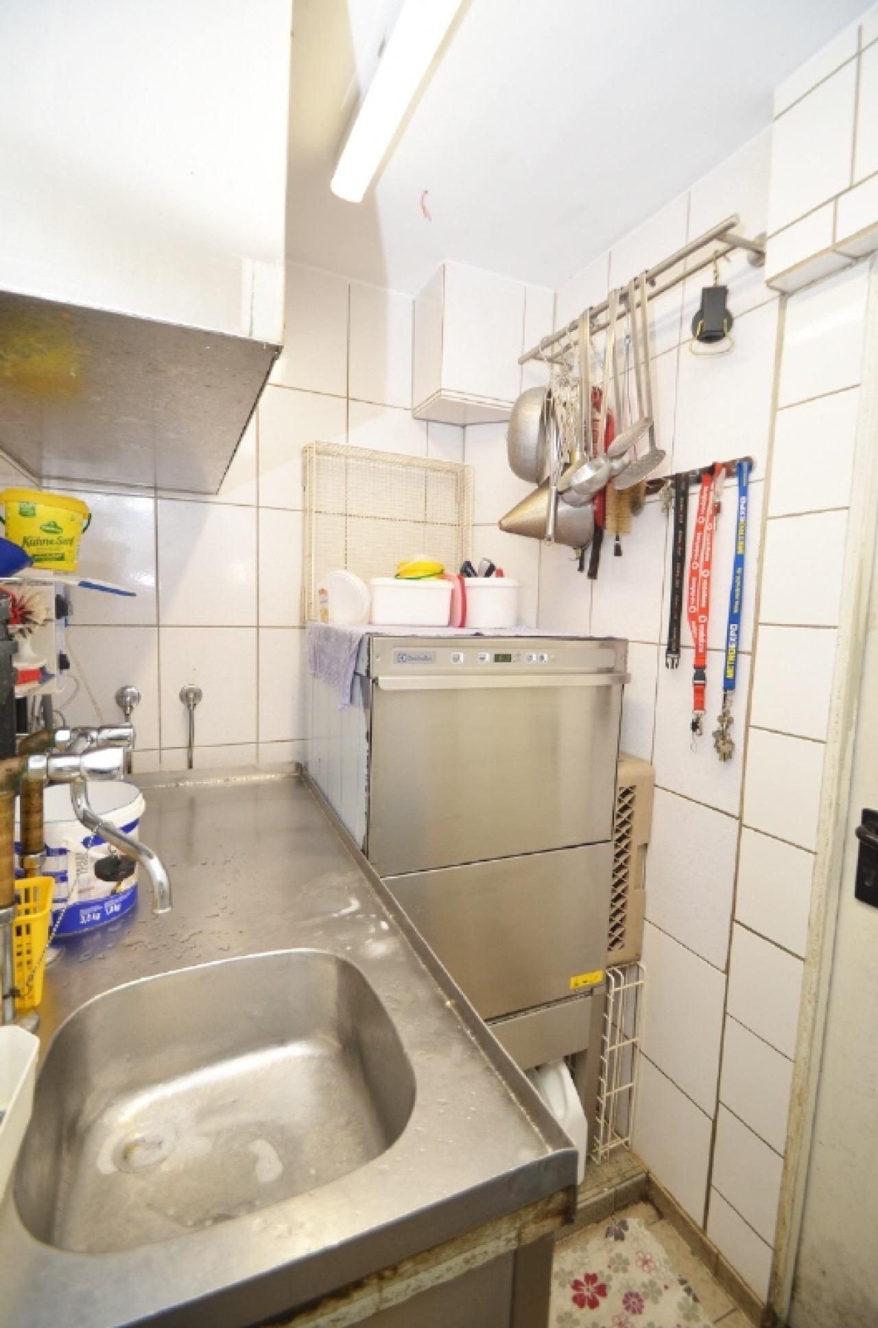 Küche Spülbereich
